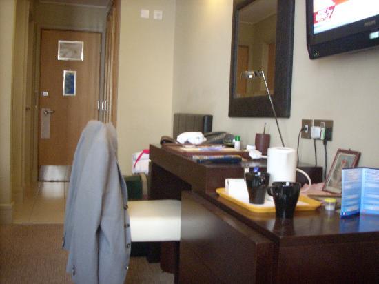 Washington Mayfair Hotel: Inside view of the hotel