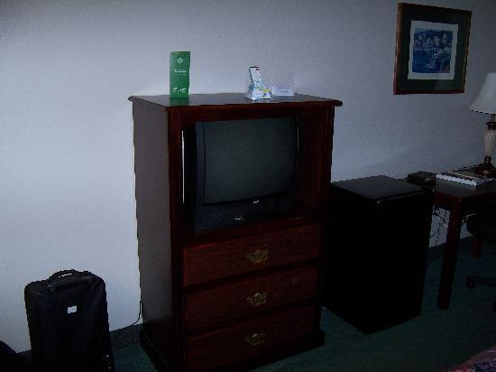 GuestHouse Inn Fort Smith: A little Outdated