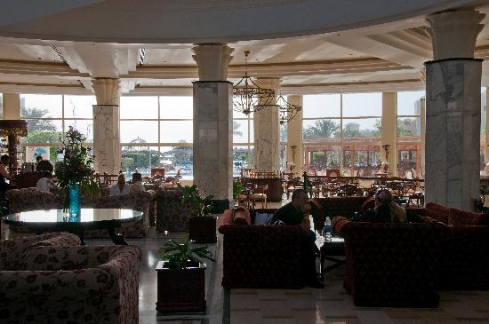 Tia Heights Makadi Bay: Big Lobby