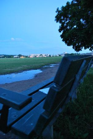 STF Gardet hotel & hostel: Il parco