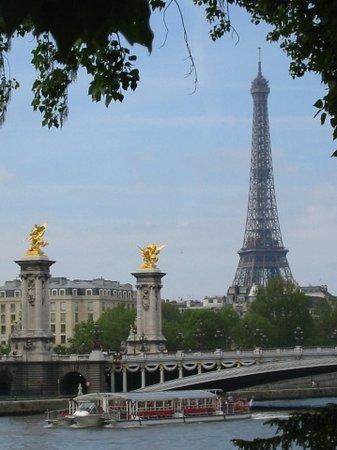 Grand Hotel Francais: Je t'aime Paris et Paris m'aime!