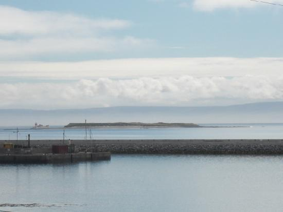 Aran Islands Hotel : The view from the hotel