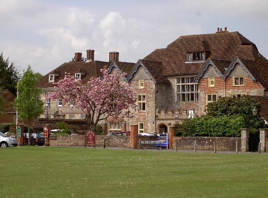 Salisbúria, UK: Beautiful buildings