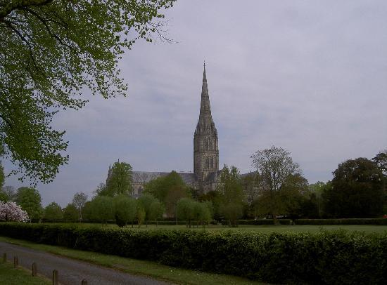 Salisbury, UK: The Cathedral