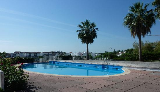 Montoro, Hiszpania: Pisicne de l'hôtel