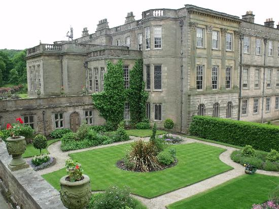 Lyme Park and Gardens....