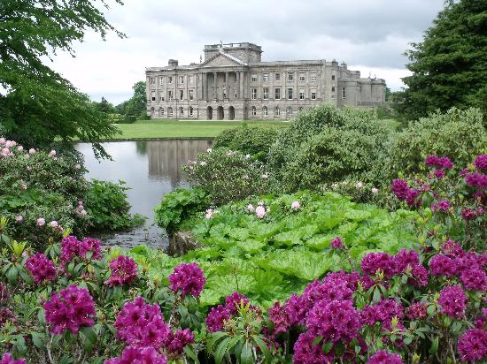 Disley, UK: Lyme Park and Gardens.