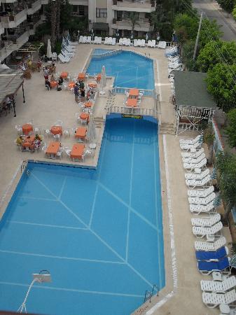 Residence Anfora: Fab clean pool