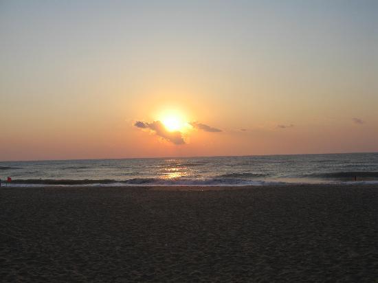 Obzor Beach Resort: Solnedgang