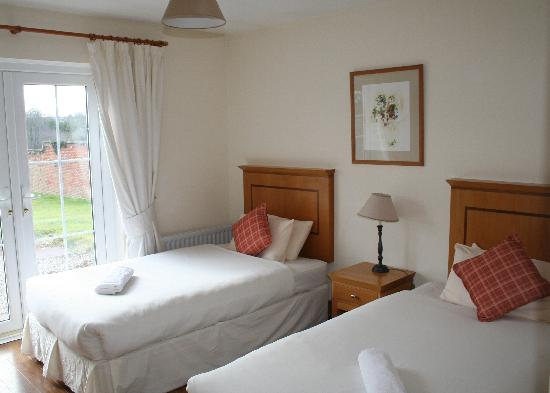 Ballymena, UK: Daffodil Cottage Bedroom