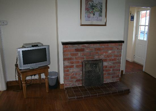 Ballymena, UK: Daffodil Cottage Living Room