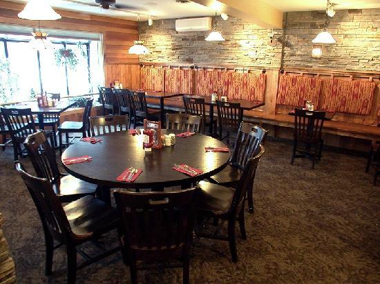 Pocono Pines, เพนซิลเวเนีย: Dining Room