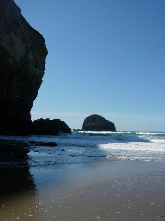Trebarwith Strand, 15 minutes walk from Michael House