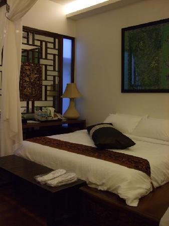 Courtyard @ Heeren Boutique Hotel: Room