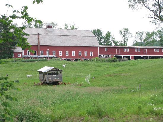 Inn at Valley Farms: The barn