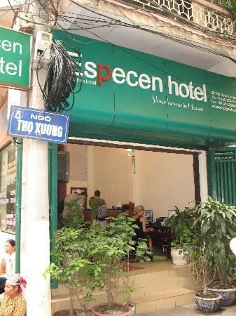 Especen Hotel : Hotel