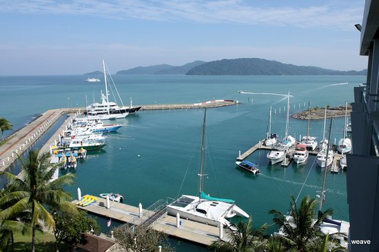 Sutera Harbour Resort (The Pacific Sutera & The Magellan Sutera): Harbour View