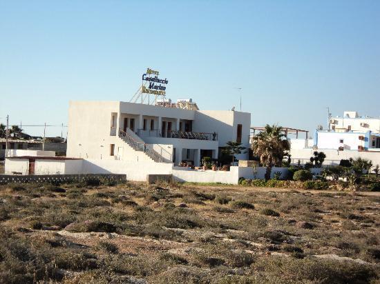 hotel CAVALLUCCIO MARINO cala croce Lampedusa