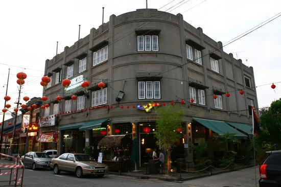 จอนเกอร์บูติกโฮเต็ล: Art-Deco Building