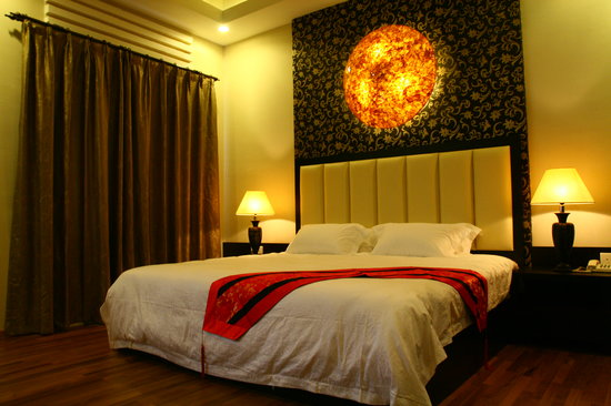Jonker Boutique Hotel: Designer Bedroom