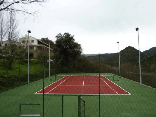 Castilla - Leon, İspanya: Tenis