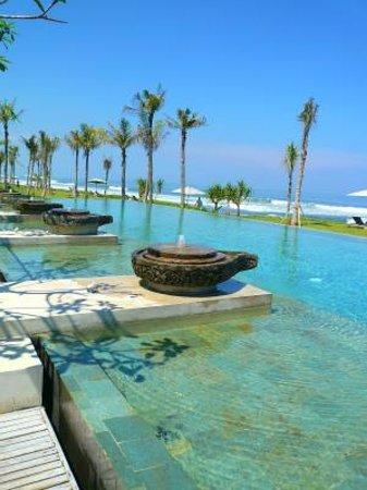 Soori Bali: メインプール