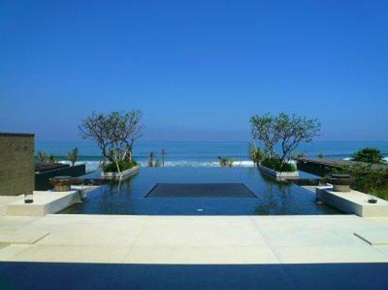 Soori Bali: フロントからの絶景