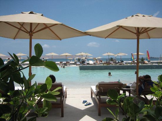 DoubleTree Resort by Hilton Hotel Paracas: Vista desde el restaurante