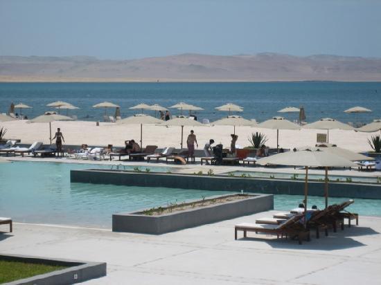 DoubleTree Resort by Hilton Hotel Paracas - Peru: Vista desde nuestra suite