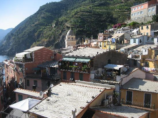 View from Tre Terrazzi