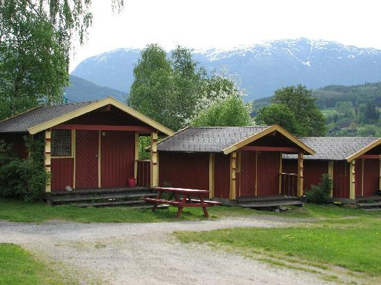 Ulvik, النرويج: Ulvik Camping - The basic cabins