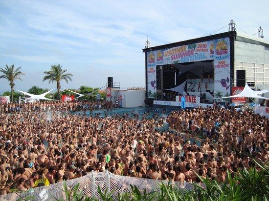 Illa Fantasia: Dia de un evento llamado MATINEE SUMMER FESTIVAL