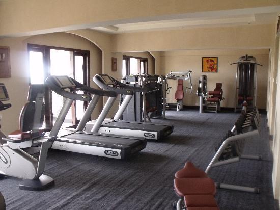 Vivanta by Taj - Trivandrum: gym