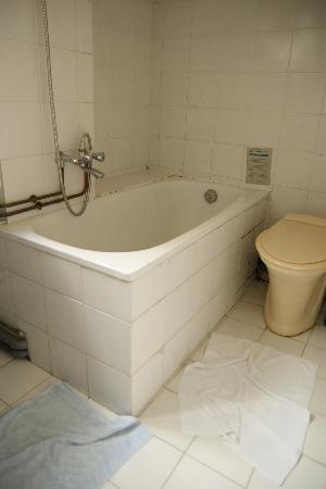 Alfa Hotel Nation: bathroom