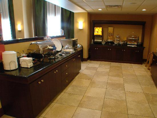 Hampton Inn & Suites Dayton-Airport Foto