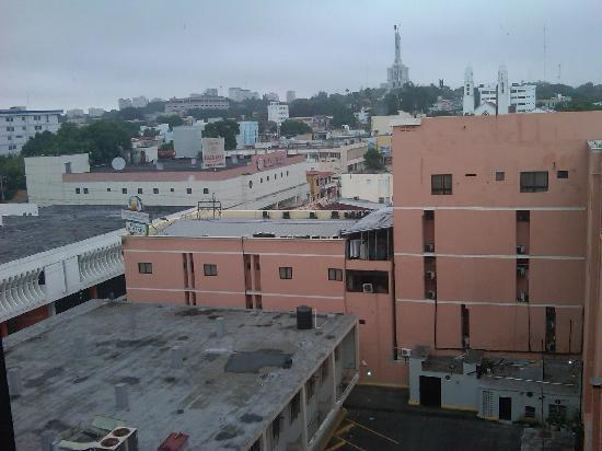 Hodelpa Centro Plaza Hotel: The million dollar view