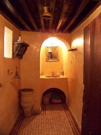 Dar el Ma: Baño (ducha)