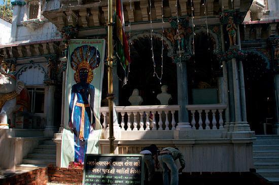 Jain Temple - Mumbai: JAIN DERASAR