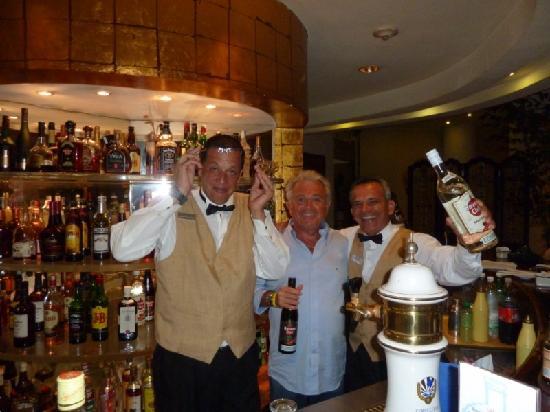 Melia Las Americas: lobby bar