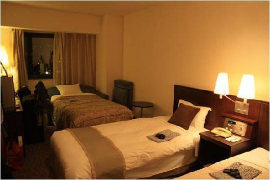 Hotel Mariners' Court Tokyo: Room