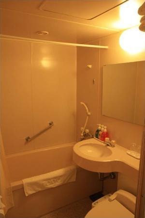 Hotel Mariners' Court Tokyo: Bathroom