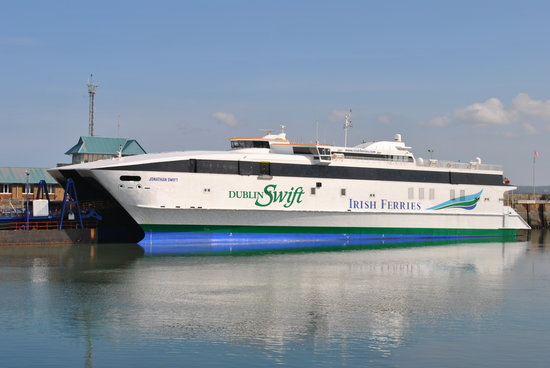 Irish Ferries: Dublin Swift