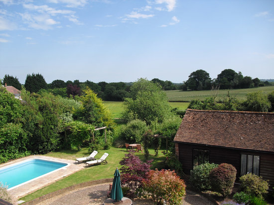 Ransley Barn Cottages : Mallard Cottage & heated pool