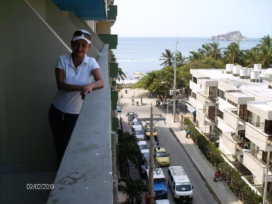 Hotel Betoma: PANORAMICA
