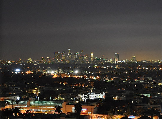 The London West Hollywood at Beverly Hills: Downtown Los Angeles