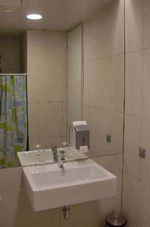 Europa Stay Vilnius: Bathroom