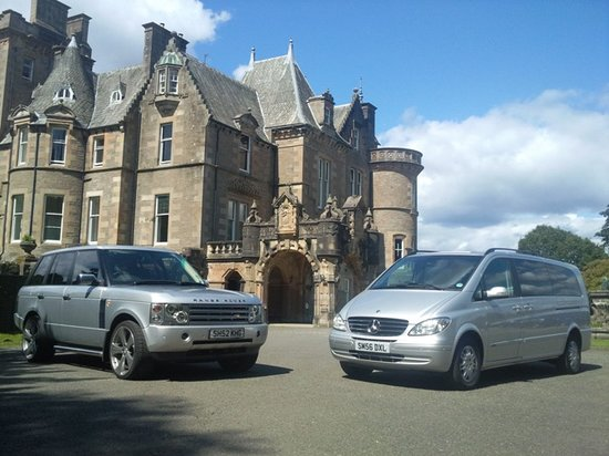 Discreet Scotland Day Tours: Our Vehicles