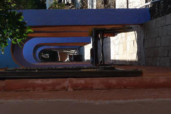 El Panchito: Arquitectura tipica de construção antiga Algarvia