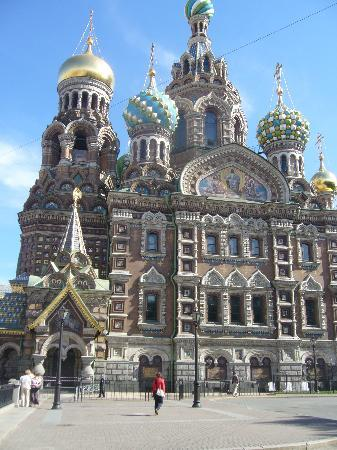 St. Petersburg, Russia: Church of Spilled Blood