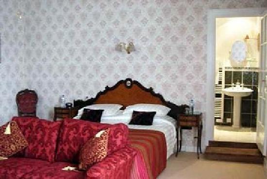 Le Lion Rouge: Bedroom 1